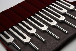Chakra Hz Tuning Fork Set
