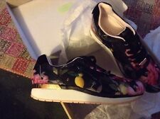 New Genuine Ted Baker Citrus Bloom Floral Trainers Size 5 **LAST CHANCE LISTING*
