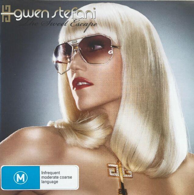 Gwen Stefani :The Sweet Escape [Bonus Tracks] CD, Dec-2006, Polydor) New