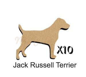 10 Jack Russell MDF découpes Porte-clés-enjoliver 5 Tailles Sans Trou dogw 175-ishing 5 SIZES FREE Hole DOGW175afficher le titre d`origine s3Ijj7Dr-07194801-340642650