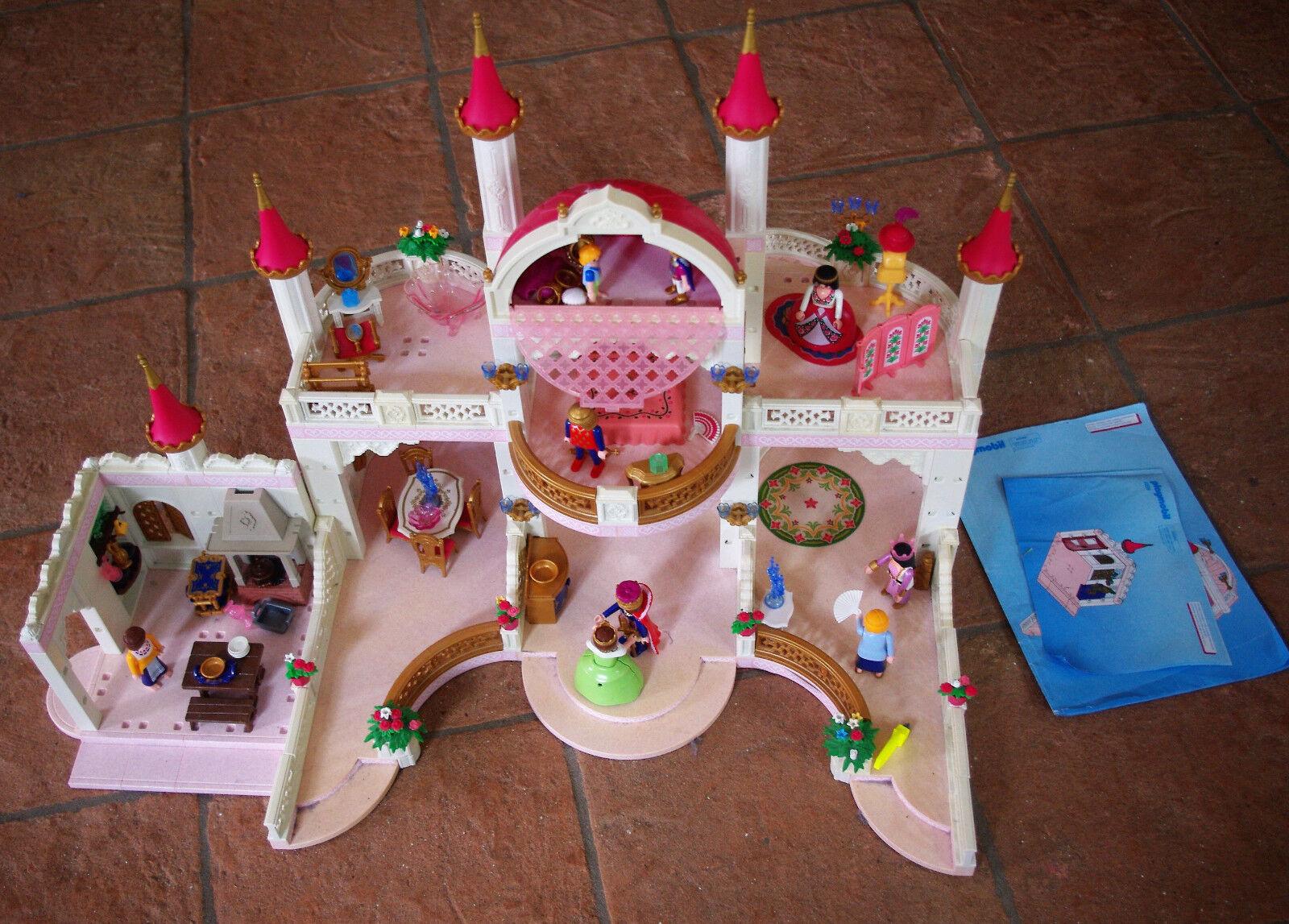 Playmobil maerchenschloss 4250 mit Schlossküche 4251