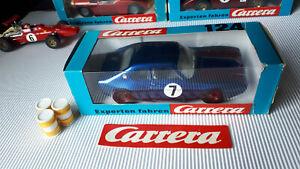 MODELLAUTOS-CARRERA-124-034-FORD-CAPRI-034-gebraucht-mit-OVP