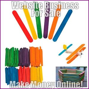CRAFT-SUPPLIES-Website-Earn-21-A-SALE-FREE-Domain-FREE-Hosting-FREE-Traffic