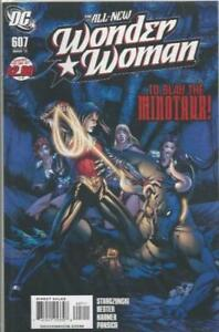 WONDER WOMAN #607 (2011) 1ST PRINTING BAGGED & BOARDED DC COMICS