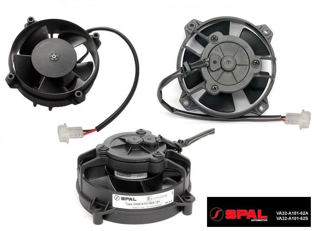 SPAL ø 96 mm Fan for KTM HUSQVARNA HUSABERG Original Ventilator Cooler Radiator