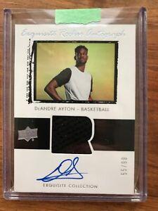 Exquisite-Rookie-Autographe-Patch-Deandre-Ayton-55-99-Basketball