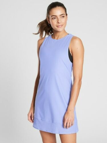 Details about  /ATHLETA Pacifica II Dress Beach Cover-Up Size S 4//6 Purple NWT Retail $89