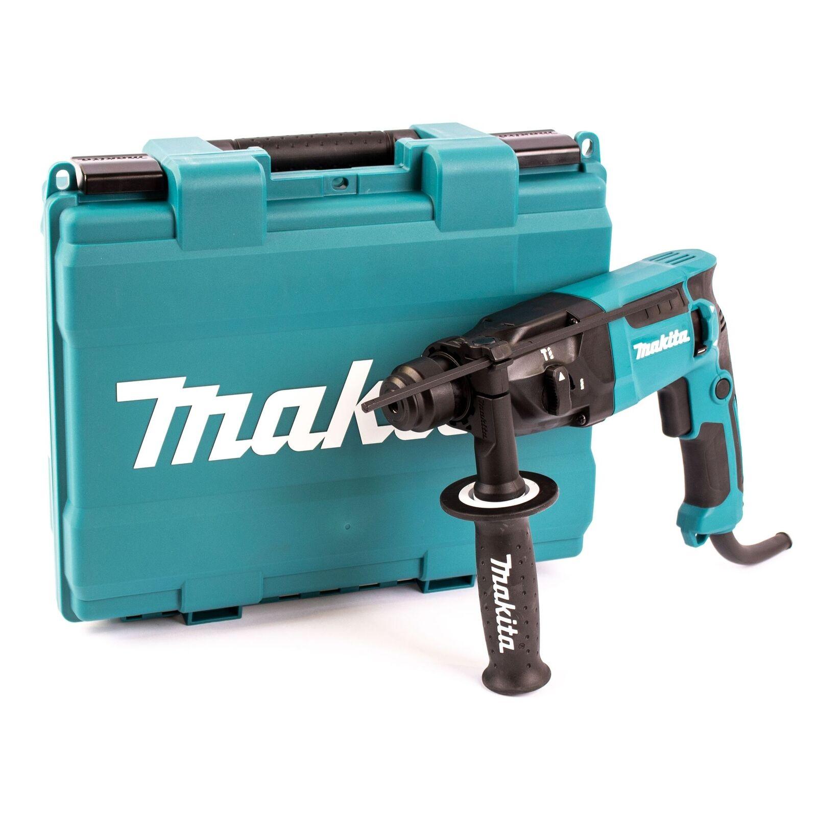 Makita Bohrhammer HR1840 470W mit SDS-Plus im Set im Koffer