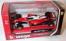 Ferrari SF16-H F1 car Kimi Räikkönen 1.43 scale burago
