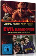 ROBERT ENGLUND - EVIL HANGOVER (DVD, HORROR-KOMÖDIE, 2011) **NEU*