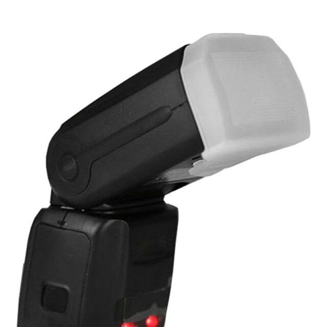 Flash Diffuser Bounce Cover for Yongnuo YN685 YN600EX-RT YN-660 Speedlight Y5Z3