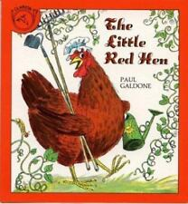 Paul Galdone Classics: The Little Red Hen by Paul Galdone (1985, Paperback)