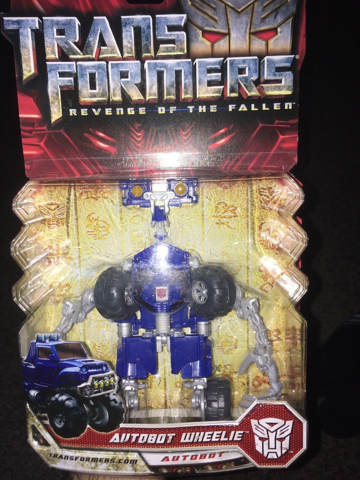Transformers Revenge Of The Fallen Deluxe Carbot Wheelie MISB 2009 Hasbro