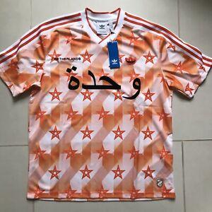 Netherlands Adidas Originals Ltd Ed. Danketsu Football Shirt (Large, New)