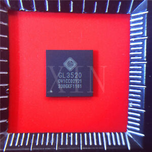 1PCS-New-GENESYS-GL-3520-GL3S20-GL352O-GL3520-10mmx10mm-QFN88-IC-Chip