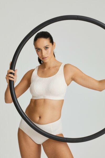 Prima Donna Sport BH Ohne Bügel The Gym Venus Rosa Haut Nude Natur Cup C-H
