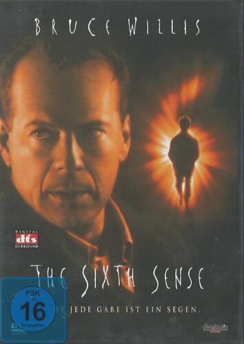1 von 1 - DVD - The Sixth Sense (Bruce Willis) NEU / #552