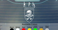 GOATMOON VINYL DECAL STICKER CUSTOM SIZE AND COLOR