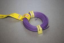 Brawa 3100 10m Litze 0,14mm² lila Spur H0