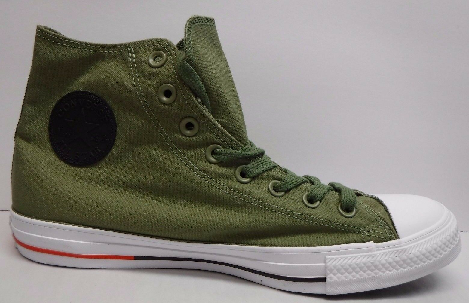 Converse All Star Size 11 Fatigue Green Hi Top Sneakers New Mens shoes