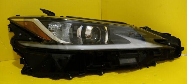 6 inch 2010 Mercedes-Benz SPRINTER Post mount spotlight Passenger side WITH install kit -Chrome LED