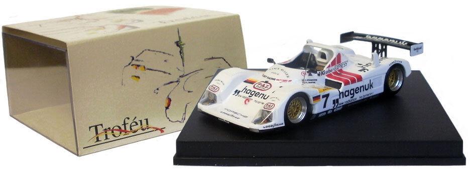 Trofeu 905 JOEST PORSCHE vincitore eventi Donington 1997-Johansson   Martini 1   43
