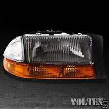1997-1998 Dodge Durango Dakota Headlight Lamp Clear lens Halogen Passenger Right