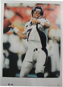 John-Elway-16x22-Unsigned-Lithograph-Poster-Print-Denver-Broncos-World-Champs