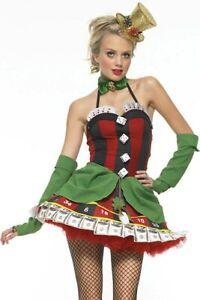 Lady luck casino girl costume casino montego bay