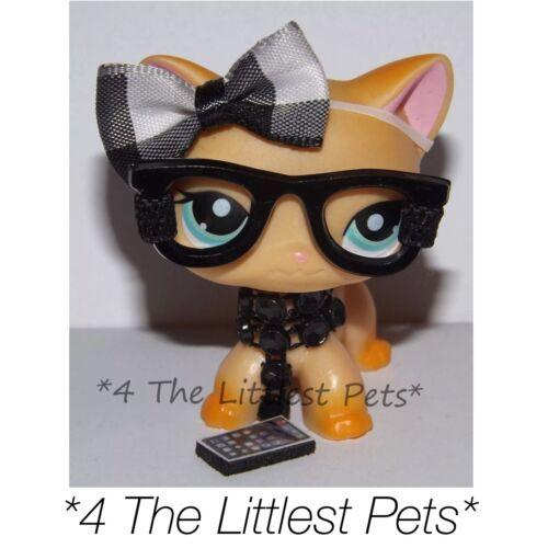 Littlest Pet Shop clothes LPS accessories Custom NERD LOT CAT/DOG NOT INCLUDED
