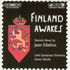 Finland Awakes - Patriotic Music by Sibelius Audio CD