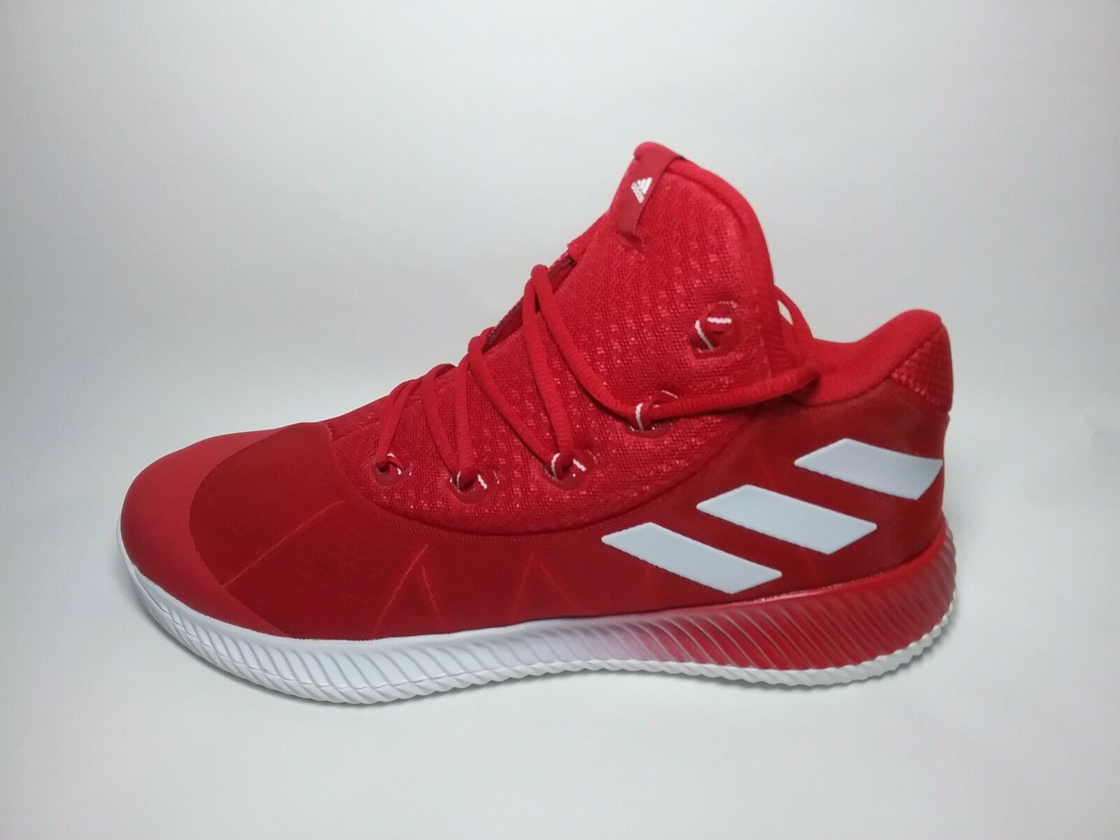Adidas Men's Basket Ball shoes SM Energy Bounce BB NBA BY4345 Size 18 red