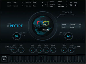 Details about Xpectre VST - Chill Trap & Urban Synth VST Plugin ( PC & MAC  ) - eDelivery