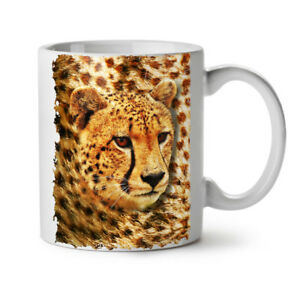 Wild Nature Animal NEW White Tea Coffee Mug 11 oz | Wellcoda