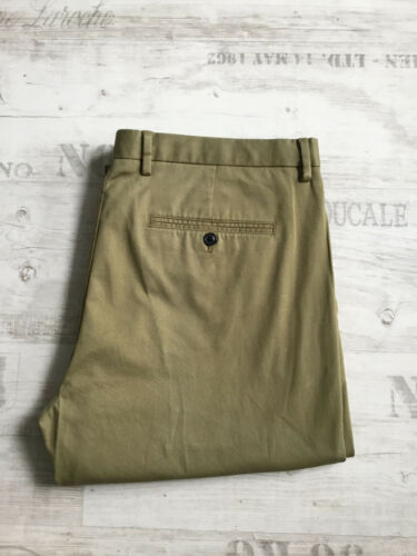 Gant tailored Piqué Comfort Pant Nuovo col Marble Green normale waist 36