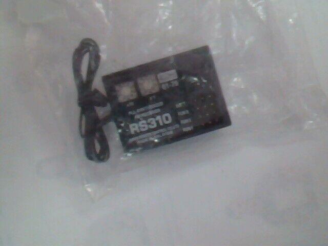 Nuevo Traje de sintetizador receptor 3ch 40Mhz FM Coche Barco JR Racing parte  RS310