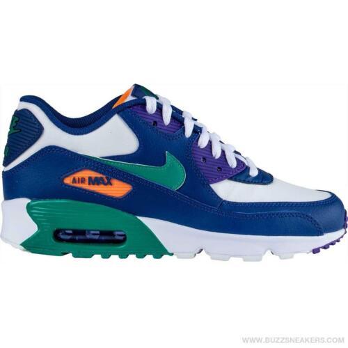 Gs Air 90 Blu Juniors Da Max Scarpe 833412 410 Ginnastica Nike Ltr zXqxIA