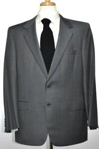 Brioni-Traiano-Mens-Gray-2-BTN-Wool-Suit-Size-44-54-R-NEW-5000