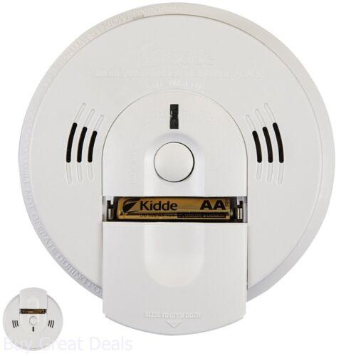Kidde KN-COSM-IBA Smoke Alarm Hardwire Combination 1 Pack Carmon Monoxide Alarm
