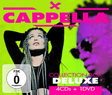 CD DVD cappella Collection Box Deluxe 4cds + DVD