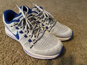 congelador Sábana Majestuoso  Nike Air Zoom Vomero 12 pura Platino/Azul/Gris De Hombre Talla: 9.5 US/43  EUR | eBay