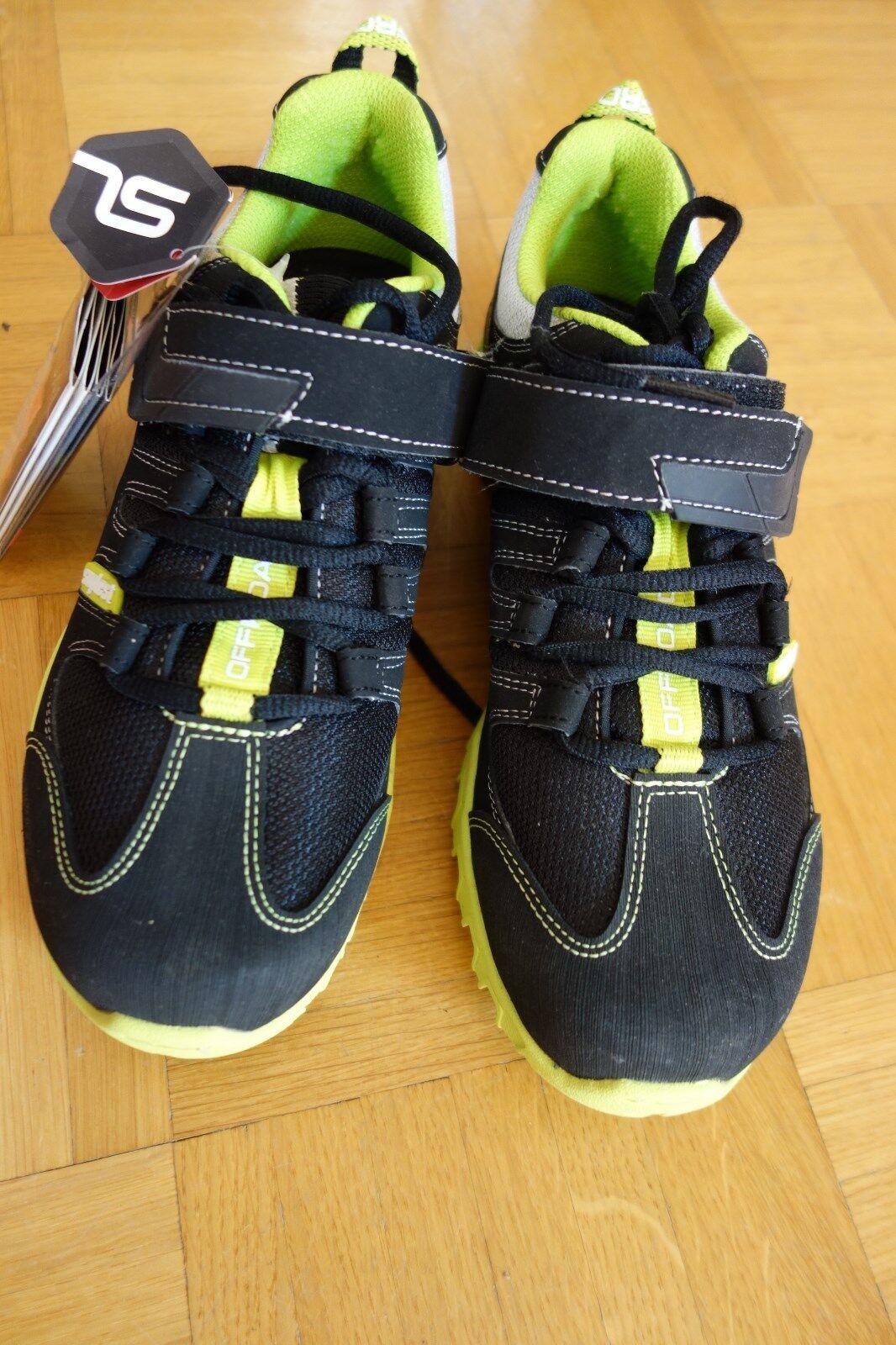 Suplest Fuoristrada Lacing shoes  Bici di Montagna, Größe 37 o 40  cheap