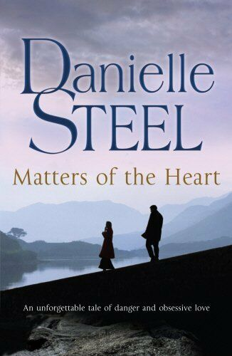 1 of 1 - DANIELLE STEEL____MATTERS OF THE HEART____BRAND NEW