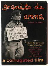Granito De Arena (DVD) A Corrugated Film  DJ Food *Very Good* *Free Shipping*
