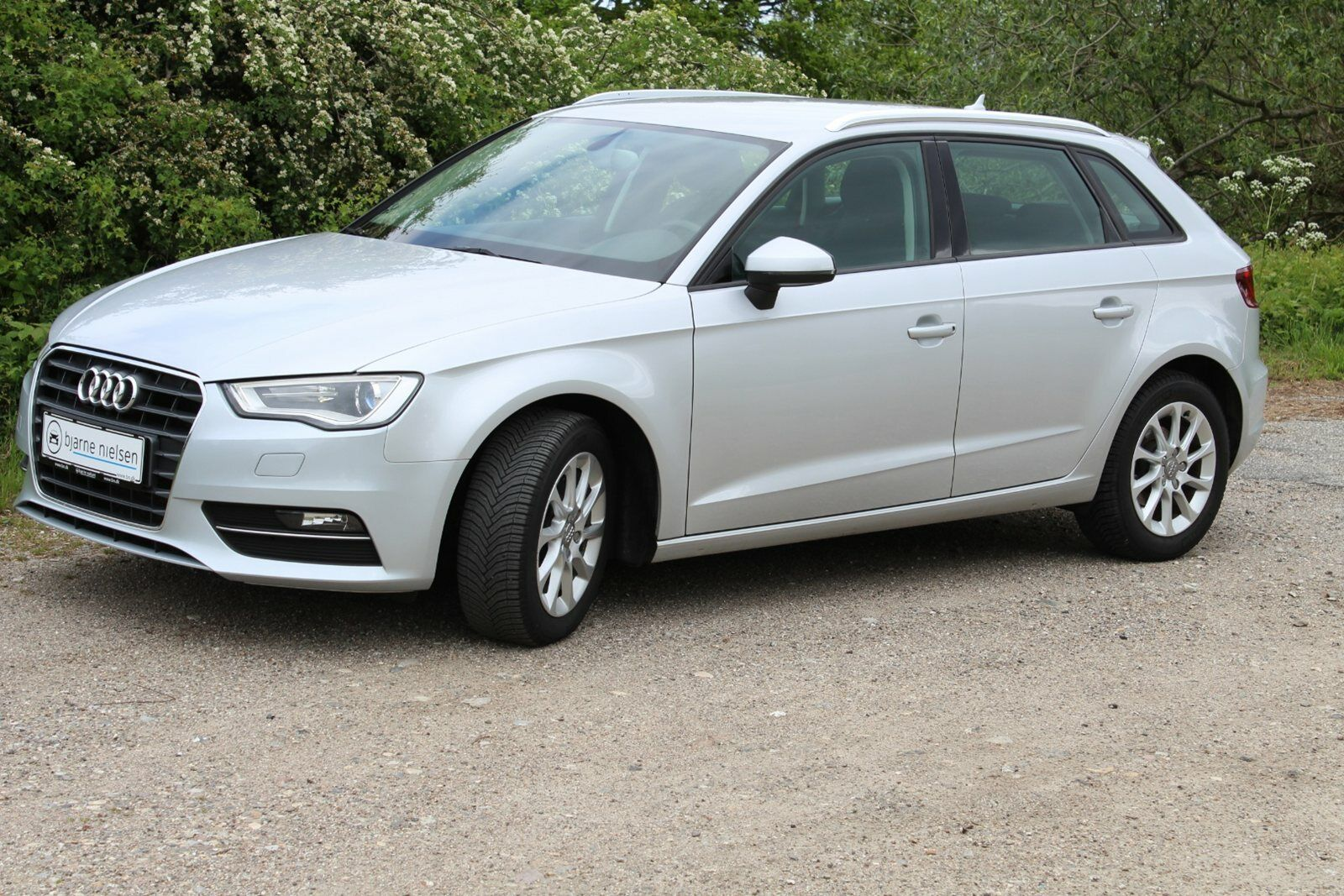 Audi A3 1,4 TFSi 122 Attraction SB