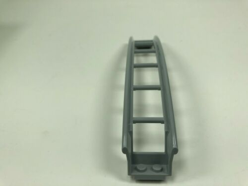 LEGO Roller Coaster Train Track Pick Your Piece Light Bluish Gray 10261