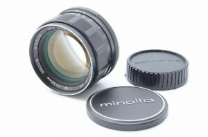 Minolta Rokkor-PF 58mm F:1.4 for MD Lens 8980