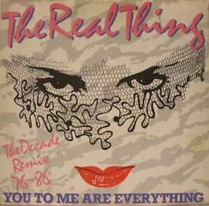 The-Real-Thing-You-To-Me-Are-Everything-The-D-12-034-Vinyl-Schallplatte-140914