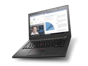 Refurbished Lenovo T460 i5 6300u 2.4ghz 8G DDR3 Ram 256G SSD with Cam Grade A