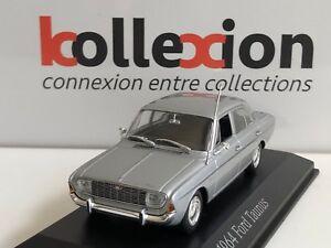 Minichamps Ford Taunus 1964 Moteur Company 1.43 Nb